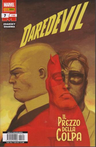 Daredevil - Il prezzo della colpa - mensile - n. 100 - 9 gennaio 2020 -