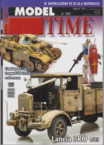 Model Time - n. 282 - mensile - gennaio 2020 -