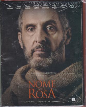 Il Nome Della Rosa - - Episodio 1 - Dal romanzo di Umberto Eco edito da Bompiani - settimanale -