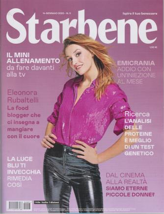 Starbene - n. 5 - 14 gennaio 2020 - settimanale