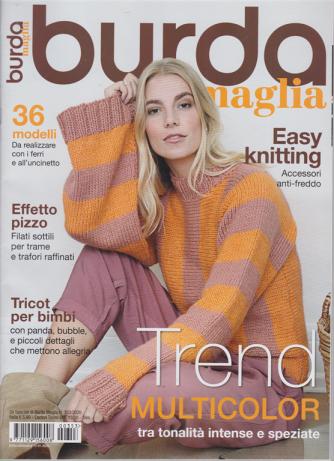 Burda maglia - n. 353 - trimestrale - 15/1/2020
