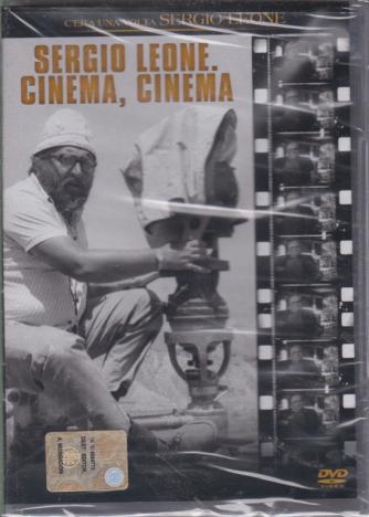 I Dvd Di Sorrisi6 - C'era una volta Sergio Leone - ottava uscita - Sergio Leone. Cinema, cinema - n. 10 - settimanale - 19/3/2019 -