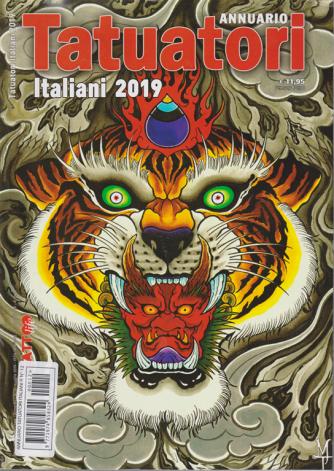 Annuario Tatuatori italiani 2019 - n. 12 -