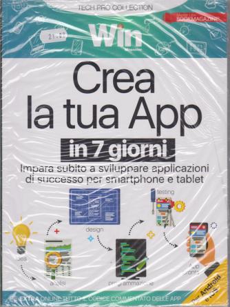 Win magazine - n. 1 - 10/1/2020 - Crea la tua app in 7 giorni
