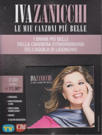 Iva Zanicchi - Le mie canzoni più belle - n. 5 - settimanale - 17/1/2020 - 2 cd