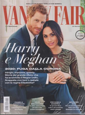 Vanity Fair - n. 3 - settimanale - 22 gennaio 2020 -