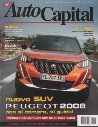 AutoCapital - n. 1 - mensile - gennaio 2020