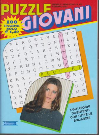 Puzzle giovani - n. 422 - mensile - febbraio 2020 - 100 pagine
