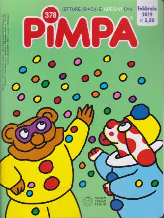 Pimpa - n. 378 - febbraio 2019 -