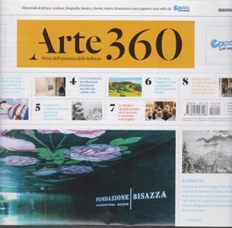Arte 360 - n. 4 - gennaio - febbraio 2020 - bimestrale -