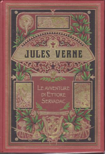 Jules Verne - Le avventure di Ettore Servadac- n. 18 - settimanale - 18/1/2020 - copertina rigida