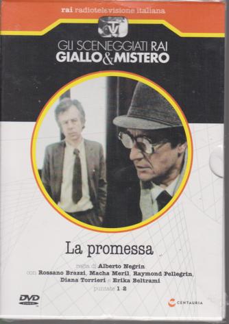 Gli sceneggiati rai giallo & mistero - La promessa - puntate 1-2 - 18/1/2020 - settimanale