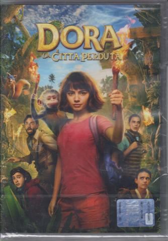 I dvd di Sorrisi collection 7 -n. 1 - settimanale - 21/1/2020 - Dora e la città perduta