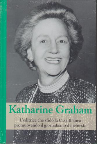 Katharine Graham - n. 38 - settimanale - 24/1/2020 - copertina rigida