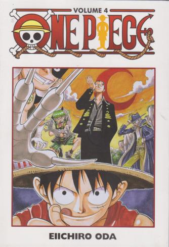 One Piece - n. 4 - settimanale -