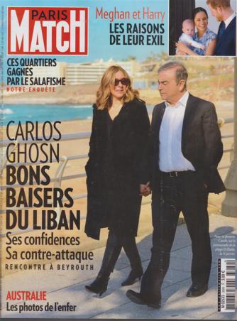 Paris Match - n. 3689 - janvier 2020 - in lingua francese