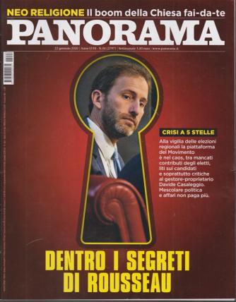 Panorama - n. 4 - 22 gennaio 2020 - settimanale