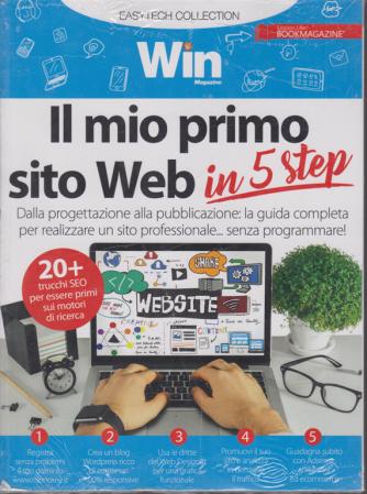 Win magazine - n. 1 - 20/1/2020 - Il mio primo sito Web in 5 step