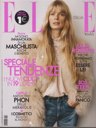 Elle - n. 3 - 1/2/2020 - settimanale