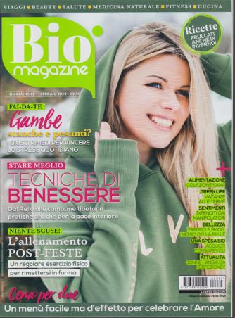 Bio magazine - n. 64 - mensile - febbraio 2020
