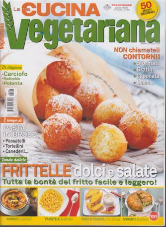 La mia cucina vegetariana - n. 99 - febbraio - marzo 2020 - bimestrale
