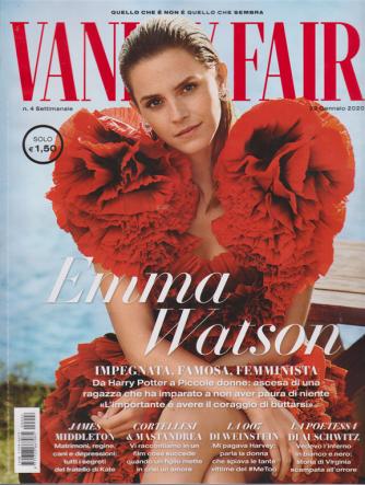Vanity Fair - n. 4 - settimanale - 29 gennaio 2020