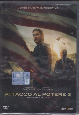 Attacco al potere 3 - I dvd  di Sorrisi collection 4 n. 6 - settimanale - febbraio 2020