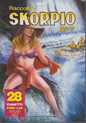 Raccolta di Skorpio - n. 568 - 25 gennaio 2020 - mensile - 28 fumetti