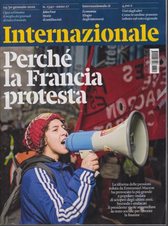 Internazionale - n. 1342 - settmanale - 24/30 gennaio 2020 -