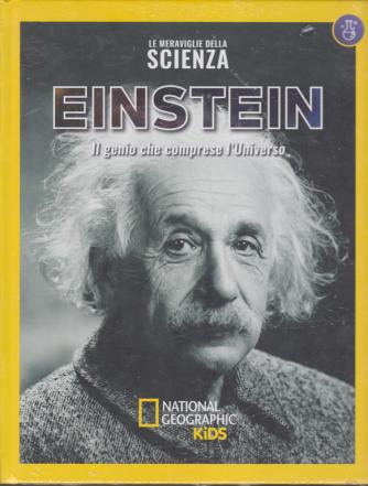 Le meraviglie della scienza - Einstein - Il genio che comprese l'Universo - n. 22 - settimanale - 17/1/2020 - copertina rigida