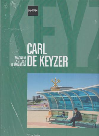 Magum la storia le immagini - Carl De Keyzer - n. 51 - quattordicinale - 25/1/2020