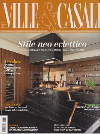 Ville & Casali - n. 2 - febbraio 2020 - mensile