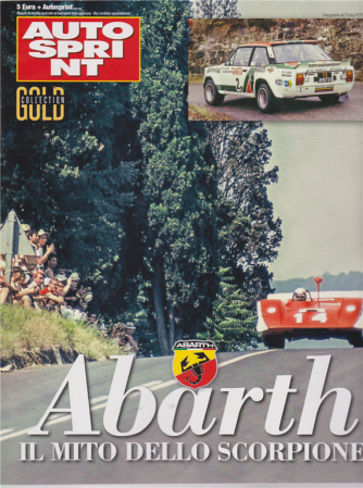 Autosprint Gold collection - n. 2 - settimanale -