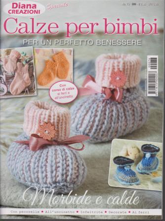 Diana creazioni - Calze per bimbi - n. 76 - bimestrale - 30/1/2020