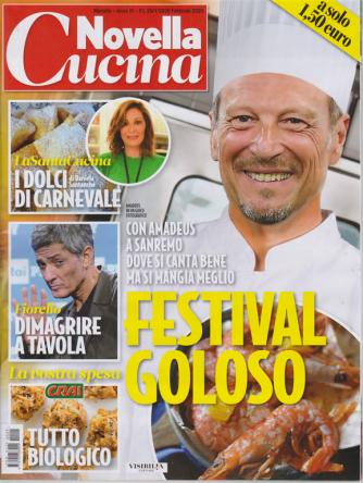 Novella Cucina - n. 1 - mensile - 29/1/2020