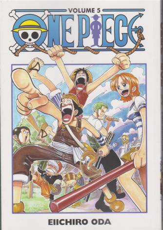 One Piece - n. 5 - settimanale