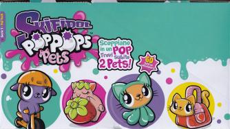 Confezione KIFIDOL POPPOPS PETS