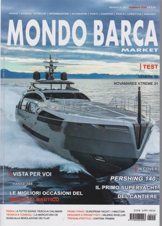 Mondo barca market - n. 242 - mensile - febbraio 2020