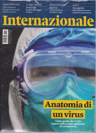 Internazionale + il libraio - n. 1343 - 31 gennaio - 6 febbraio 2020 - settimanale - 2 riviste