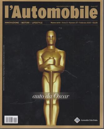 L'Automobile - n. 37 - febbraio 2020 - nuova serie