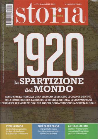 Storia in rete - n. 170 - gennaio 2020 -