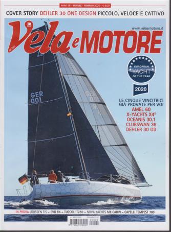 Vela e Motore - mensile - febbraio 2020 - n. 2