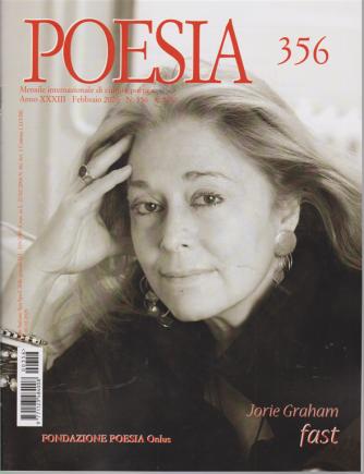 Poesia - n. 356 - mensile - febbraio 2020