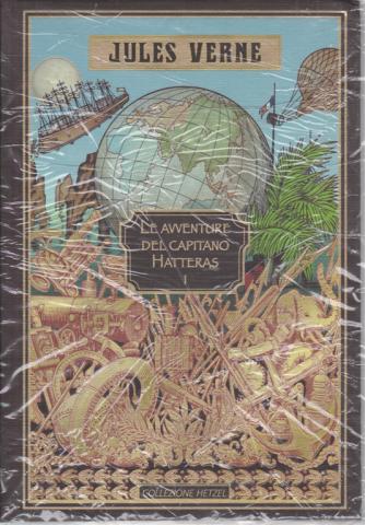 Jules Verne - Le avventure del capitano Hatters I - n. 20 - settimanale - 1/2/2020 - copertina rigida