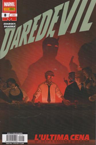 Daredevil - L'ultima cena - n. 101 - mensile - 6 febbraio 2020