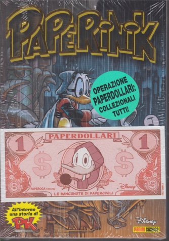 Paperinik - n. 38 - mensile - 5 febbraio 2020 -