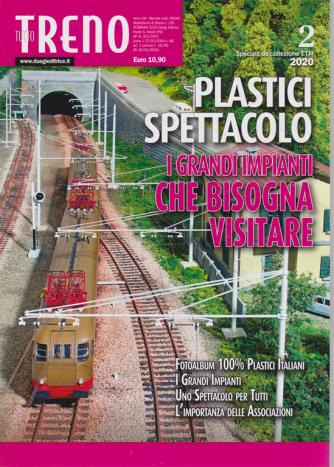 Tutto Treno Modellismo & Storia - n. 195 - febbraio 2020 - mensile
