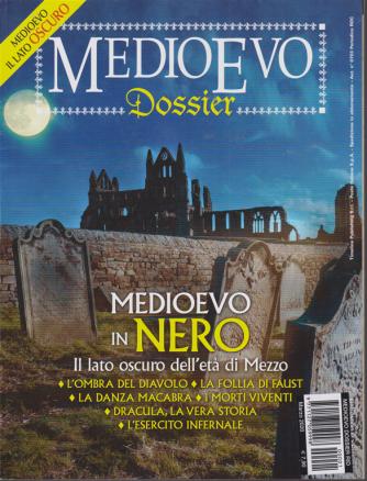 Medioevo Dossier - Medioevo in nero - n. 1 - marzo 2020 -