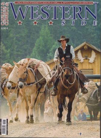 Cavalli & Cowboy di Western side - n. 7 - febbraio 2020 - mensile