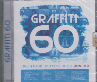 Graffiti 60 - rivista + cd - n. 2 - marzo - aprile 2020 - bimestrale